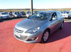 OPEL ASTRA SPORTS TOURER 2015 59874Kms (Diesel)