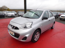 NISSAN MICRA 2015 43336Kms (Essence)