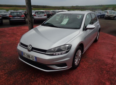 VOLKSWAGEN GOLF 2018 33031Kms (Essence)