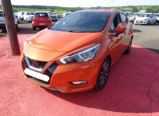 NISSAN MICRA 2018 25743Kms (Essence)