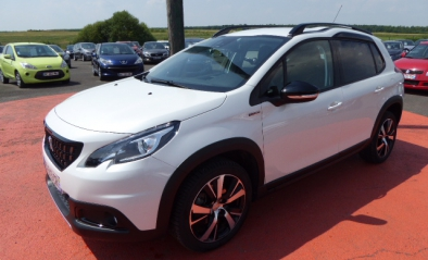 Peugeot 2008 1.6 blue- HDI 120ch GT Line bv6