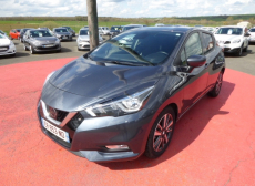 NISSAN MICRA 2017 10345Kms (Essence)