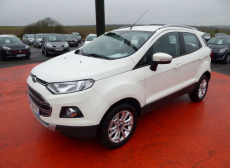 FORD ECOSPORT 2015 39951Kms (Diesel)